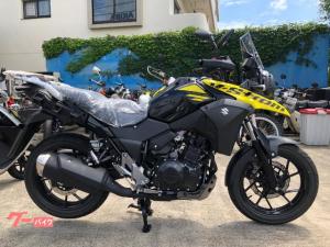 スズキ/V-ストローム250 ABS 2021モデル