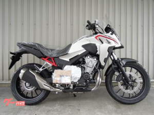 ホンダ/400X 2020年モデル