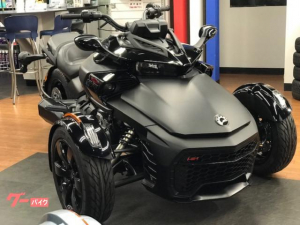 BRP/can-am SPYDER F3-S 2021 ETC付き