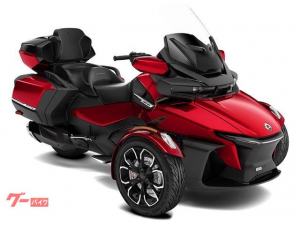 BRP/can-am SPYDER RT LIMITED 2021 ETC付き