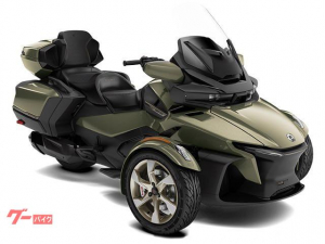 BRP/can-am SPYDER RT SEA TO SKY 2021 ETC付き