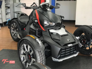 BRP/Can-Am Ryker RALLY EDITION 2021