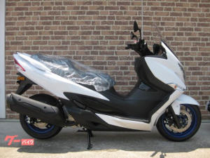 スズキ/バーグマン400ABS 2020年モデル