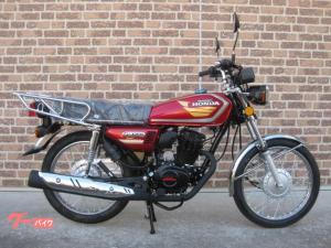 ホンダ/CG125Fi 2021年モデル