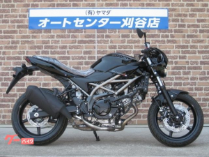 スズキ/SV650X ABS