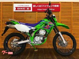 カワサキ/KLX250 ファイナルエディション リアキャリア付き