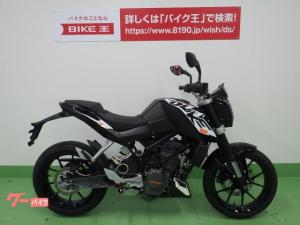KTM/200デューク