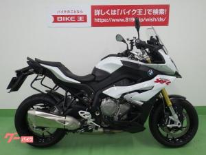 BMW/S1000XR エンジンスライダー装備