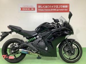 カワサキ/Ninja 400 WR'Sマフラーカスタム