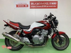 ホンダ/CB400Super Four VTEC Revo モリワキ製エンジンスライダー装着/フェンダーレス