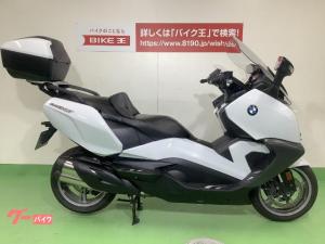 BMW/C650GT リアボックス装備/グリップヒーター装備/シートヒーター装備