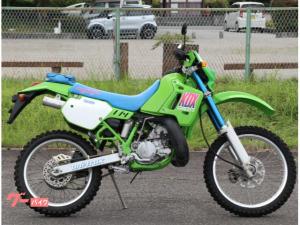カワサキ/KDX200SR