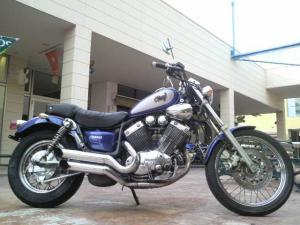 ヤマハ/XV400ビラーゴ