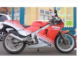 ホンダ/NSR250R MC16 赤テラ