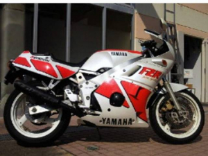 ヤマハ/FZR400