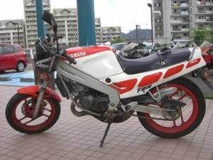 ヤマハ/TZR125