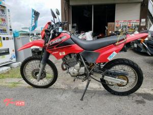 ホンダ/XR250 トルネード
