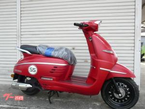 PEUGEOT/ジャンゴ125 スポーツ ABS 正規輸入車