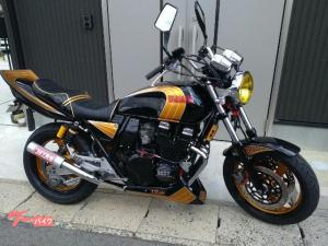 ヤマハ/XJR400