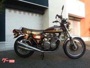 カワサキ/Z-I Z1B茶玉虫オリジナル車