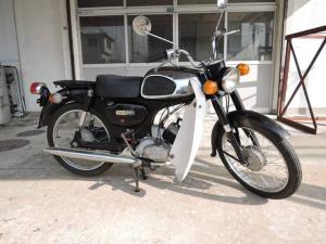 スズキ/K50 1967