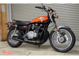 カワサキ/Z-I 1972年 初期モデル オリジナルコンディション