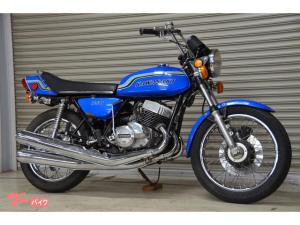 カワサキ/750SS H2 1972年式 純正オリジナルペイント