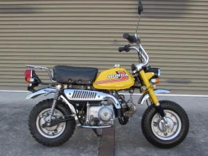 ホンダ/モンキー Z50J-2