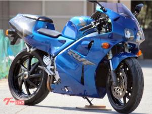 ホンダ/RVF400 HRC・SPユニット装着 前後タイヤ・バッテリー新品・フロントフォークO/H済み ETC付き 1608番
