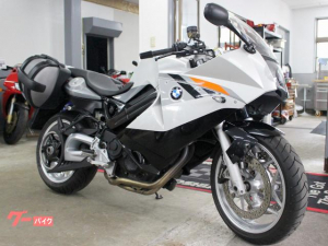BMW/F800ST ETC・サイドパニア付き グリップヒーター・ABS標準装備 1693番