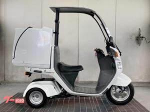 ホンダ/ジャイロキャノピー 4st T'sプロダクツボックス付