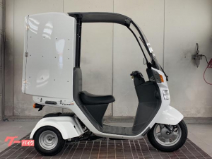 ホンダ/ジャイロキャノピー 4st スーパーデリボックス付き