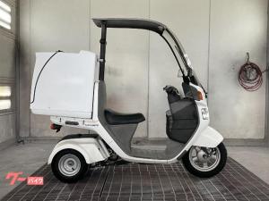 ホンダ/ジャイロキャノピー 4st エンジンオーバーホール済み T'sプロダクツボックス付