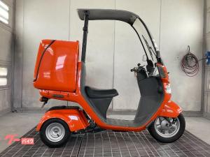 ホンダ/ジャイロキャノピー 4st  中段付きボックス ミニカー仕様