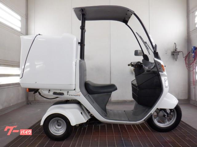 ホンダ ジャイロキャノピー4スト タイヤ新品の画像(愛知県