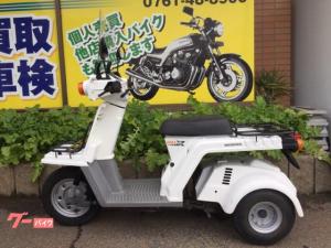 ホンダ/ジャイロX TD01