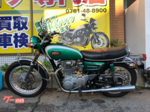 ヤマハ/XS650 XS-1