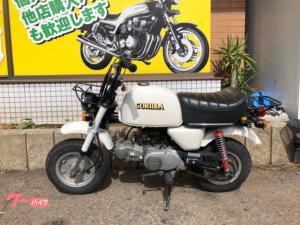 ホンダ/ゴリラ 6V 88CCボアアップ
