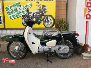 ホンダ/スーパーカブ110 JA44 21年モデル