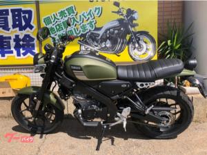 ヤマハ/XSR155 インポートモデル