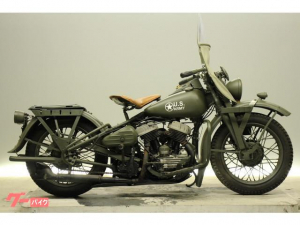 HARLEY-DAVIDSON/WLA45 1942年モデル