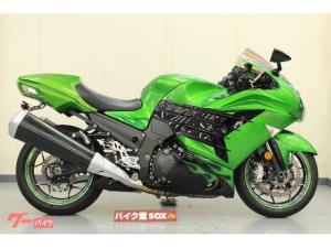 カワサキ/Ninja ZX-14R フェンダーレス・エンジンスライダー・バックステップ装備