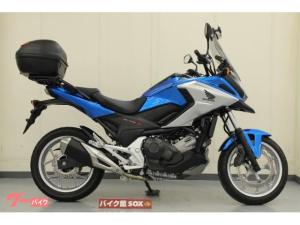 ホンダ/NC750X リアボックス・プーチスクリーン・エンジンガード装備