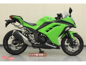 カワサキ/Ninja 250 サイドバッグサポート装備