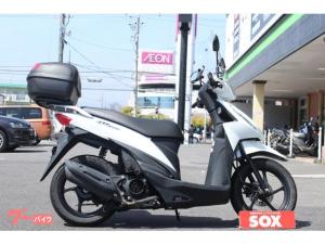 スズキ/アドレス110 2015年モデル