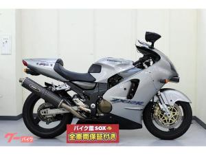 カワサキ/Ninja ZX-12R 2000年モデル ビートカーボン バックステップ