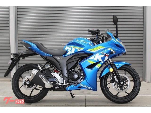 スズキ GIXXER SF 150 Moto GP 国内未発売モデルの画像(三重県
