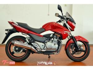 スズキ/GSR250 2012年モデル スクリーン付き