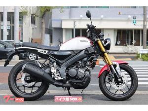 ヤマハ/XSR155 2020年モデル
