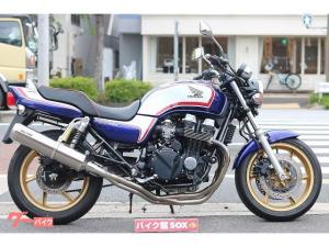 ホンダ/CB750 2005年モデル SP忠男マフラー